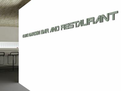T HOTEL | OLIVE GARDEN